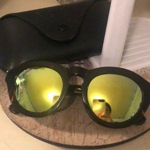 Polarized Dime Diff sunglasses